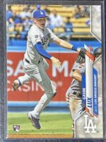 2020 Topps Series 1 Gavin Lux Photo Variation Rookie SP No. 292