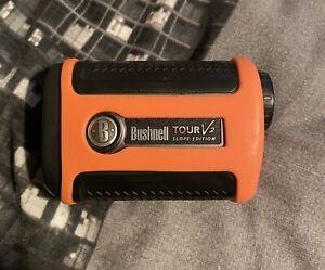 Bushnell Tour V2 Slope Edition Rangefinder With Skin