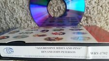 Ben & John Peterson: Aggressive Rides and Pins - Wrestling tape & DVD copy
