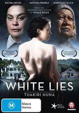 White Lies NEW R4 DVD