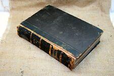 HARPER'S NEW MONTHLY MAGAZINE bound book VOLUME 40 DEC 1869 TO MAY 1870 ANTIQUE