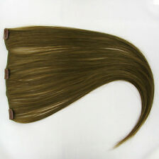 extensions à clips peruk cheveux châtain clair doré ref: 12