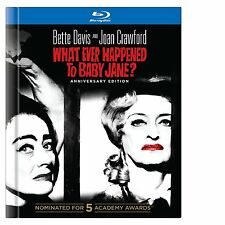 What Ever Happened to Baby Jane? (Blu-ray, 2012, 50th Anniversary) Bette Davis