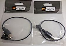RC Logger 89057RC Futaba Trainer Cable [Set of 2]