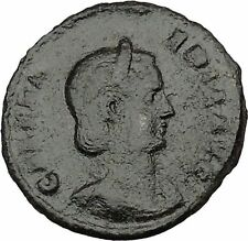 Galeria Valeria  310AD Ancient Roman Coin VENUS Sexual love Cult   i40573