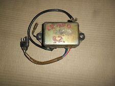 CDI Unit Black Box Igniter Honda CR250 CR 250 1982