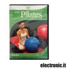 E2082 - Corso di Pilates in DVD - Livello medio