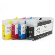 Refillable Ink cartridge 950 XL 951 XL for HP 8610 8620 8680 8615 8625 with chip