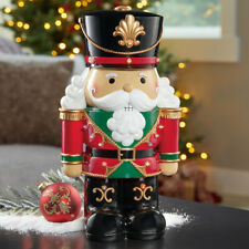 1ft 7 inches (45.7 cm) Indoor/Outdoor Decorative Christmas Nutcracker