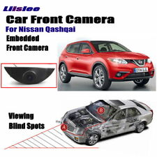 For For Nissan Qashqai 2006-2018 J10 NJ10 J11 Car Front View Camera Auto CAM