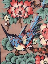 "LIBERTY OF LONDON Vintage floral fabric ""CHARLECOTE"" RARE 4 metres"