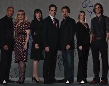 Criminal Minds (Shemar Moore, Thomas Gibson, Matthew Gray Gubler, Kirsten Van...