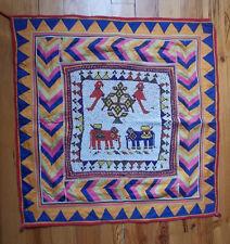 Ancienne Décoration Tribale Banjara , Rabari , Rajasthan , Inde