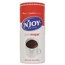 N'Joy Pure Sugar Cane 20 oz Canister 90585