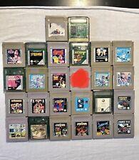 Nintendo Gameboy spielesammlung X26