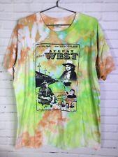 John Mayer Johnny Salami August West Mock Concert Tour Tee T-Shirt Adult Size L
