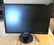 """LOT OF 4 - Samsung SyncMaster 943bwx 20"""" LCD Monitor with Cables & Stand"""