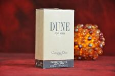 Christian Dior DUNE Pour Homme EDT 50ml., DISCONTINUED, New in Box Sealed
