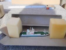 "hansa conrad ""finnflow "" FINLAND : ferry boat  MÉTAL 11 cm + BOITE"