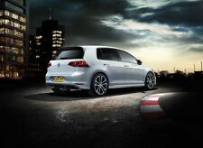 For VW GOLF MK7 Performance R Side Skirts / Spoilers  Side GTI Valance Look
