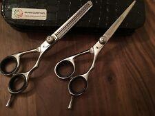 """Professionale Barbiere Parrucchiere Forbici Sottili Taglio Capelli 6"""" SET"""
