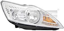 Headlight With Motor Right Fits FORD Focus Hatchback Sedan Wagon 2008-2012