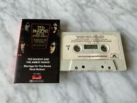 Ted Nugent And The Amboy Dukes Marriage On The Rocks CASSETTE Tape 1976 Polydor