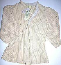 Noa Noa Bluse Hazel Shirt Striped Tailliert 3/4 Armlänge Wall size: S Neu