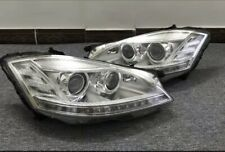 Brand new Mercedes S Class W221 facelift Led head lamp for 2007 To 2009