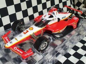 2020 Scott McLaughlin / Team Penske #3 Shell V-Power Nitro+ 1:18th Chev IndyCar