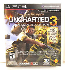 PS3 Uncharted 3: Drake's Deception Game of the Year Edition Sony Playstation 3