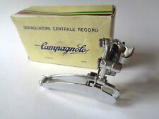 *Rare NOS Vintage 1970s Campagnolo Record band-on front derailleur (#1052/1)*