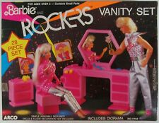 Barbie and the Rockers Vanity Set (NEW)