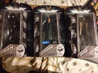 Batman The Dark Knight Rises Collectible Figures Lot ( Movie Masters)