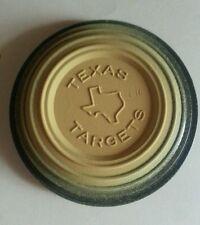 TEXAS TARGETS Vintage Clay Targets
