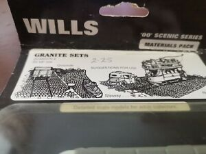 Wills SS MP 204 Granite Sets