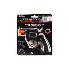 Super Cap Toy Gun DETECTIVE SPECIAL Revolver 8 Shot Ring Caps Pistol Handgun
