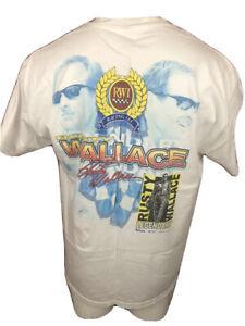 2006 Rusty Wallace T Shirt XL -387