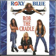 ROXY BLUE Rob the Cradle RARE EDIT &GUITAR INTRO PROMO DJ CD Single Guns N Roses