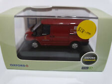Oxford Diecast 76FT002 Royal Mail Ford TRANSIT Van Low Roof 1/76