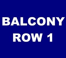 Evanescence tickets San Francisco The Masonic 12/16 *** BALCONY 8, ROW 1! ***