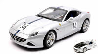 Model Car Scale 1:18 Burago Ferrari California T diecast Car Model New