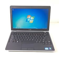 """Dell Latitude E6220 - 12"""" Laptop - 320 GB HDD - 8 GB RAM - Core i5 2nd Gen C178"""