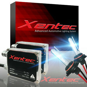 Xentec 55W HID Kit Xenon Light 9007 H3 9006 H1 H13 H11 for 1990-2017 Ford F150