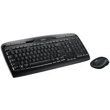 Logitech MK320 Wireless Keyboard Mouse Combo