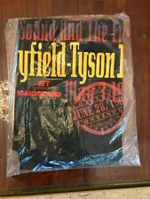 Vintage RARE, ORIGINAL 1997 MGM HOLYFIELD-TYSON T- Shirt BITE FIGHT NEW