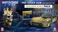 Watch Dogs Legion - Golden King Pack DLC (Xbox One) (PS4) (PC UBISOFT CONNECT)