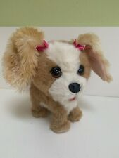 Rare 2011 Fur Real Friends FRF Barking Bouncy Happy To See Me Dog Puppy Toy Pet