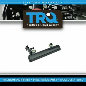 TRQ Black Outside Exterior Door Handle Passenger Side RH for Regal Monte Carlo