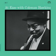 Coleman Hawkins - At Ease with Coleman Hawkins [New Vinyl LP] Reissue
